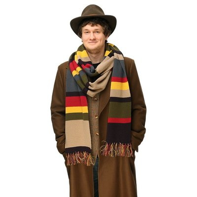 Elope The 4th Doctor Deluxe 12ft Scarf