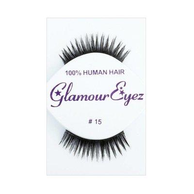 Eyelash Set-  Black Glamour Spiky 15