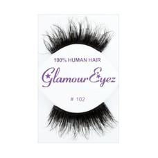 Eyelash Set- Black Long/Full 102