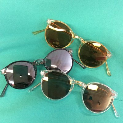 Mercury Sloan Smoky Sunglasses