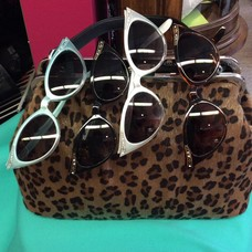 Mercury Cat Diamonds Sunglasses