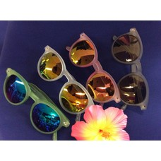 Mercury Tiki Mirror Sunglasses