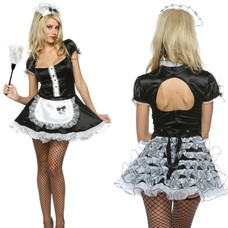 Maid Costume L