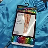 Music Legs Metallic Rainbow Leg Wraps