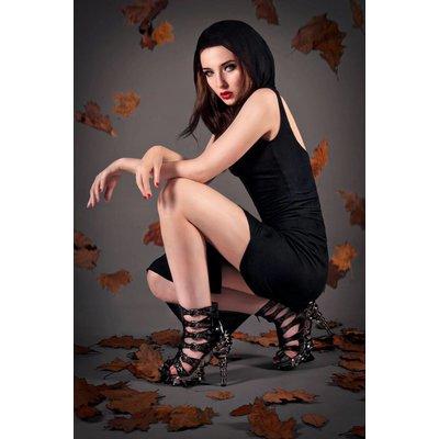 Hades Footwear Crimson