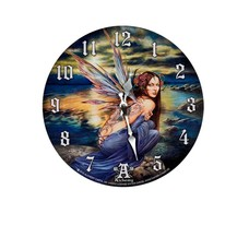 Alchemy England 1977 Sylundine Clock