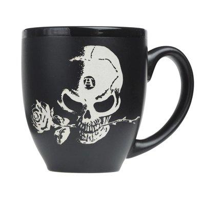 Alchemy England 1977 Alchemist Engraved Ceramic Mug
