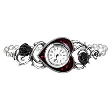 Alchemy England 1977 Bed Of Blood Roses Watch