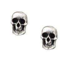 Alchemy England 1977 Death Earrings