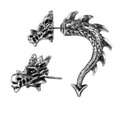 Alchemy England 1977 Tor Dragon Earring
