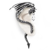 Alchemy England 1977 Crystal Dragon Ear Wrap