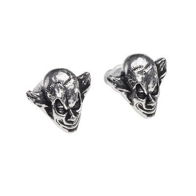 Alchemy England 1977 M'era Luna Evil Clown Studs