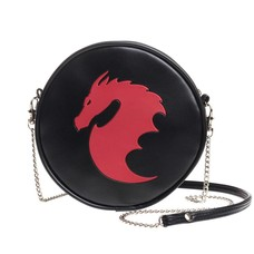 Alchemy England 1977 Dragon Bag