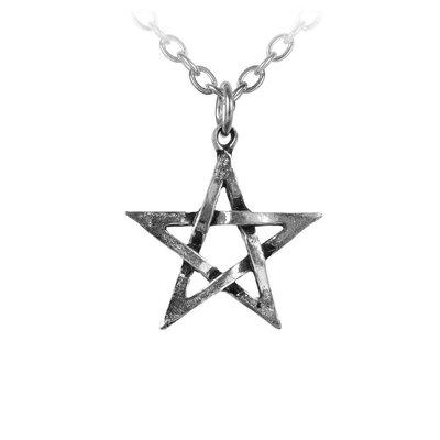 Alchemy England 1977 Pentagram Pendant
