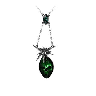 Alchemy England 1977 Absinthe Fairy Necklace
