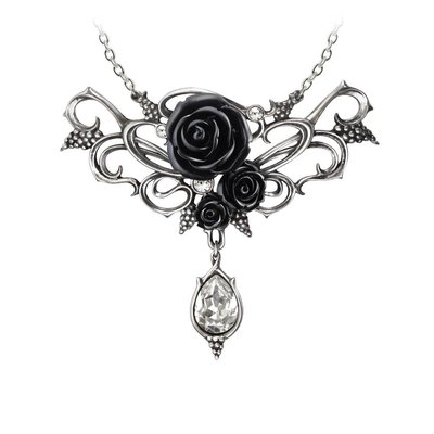 Alchemy England 1977 Bacchanal Rose Necklace