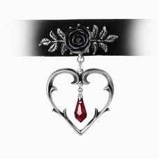 Alchemy England 1977 Wounded Love Choker