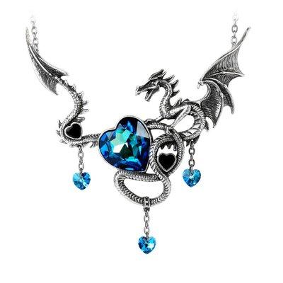 Alchemy England 1977 Draig O Gariad Necklace