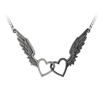 Alchemy England 1977 Passio: Wings Of Love Necklace