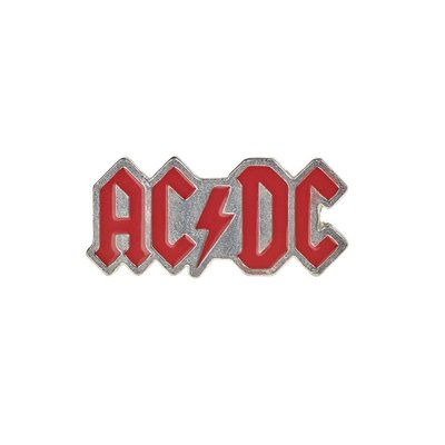 Alchemy England 1977 AC/DC: enameled logo