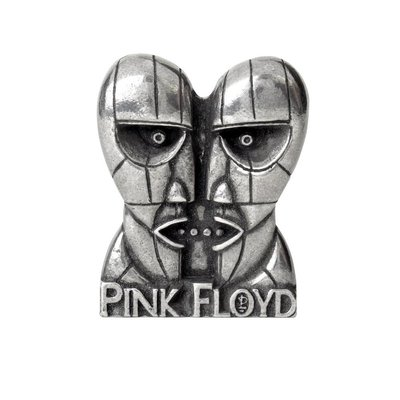 Alchemy England 1977 Pink Floyd: Division Bell Heads Pin