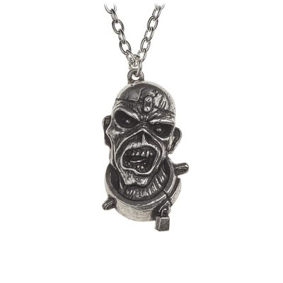 Alchemy England 1977 Iron Maiden: Piece Of Mind, Eddie Pendant