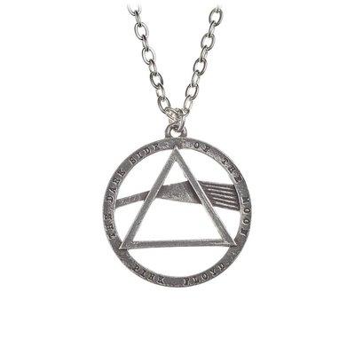 Alchemy England 1977 Pink Floyd: Dark Side Prism Pendant