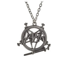 Alchemy England 1977 Slayer: Pentagram Logo Pendant