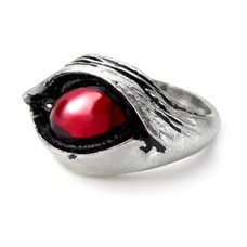 Alchemy England 1977 Eye of the Devil Ring