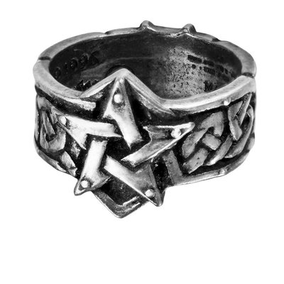 Alchemy England 1977 Celtic Theurgy Ring