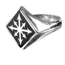 Alchemy England 1977 Chaos Signet Ring
