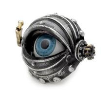 Alchemy England 1977 Automaton's Eye Ring