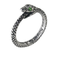Alchemy England 1977 The Sophia Serpent Ring