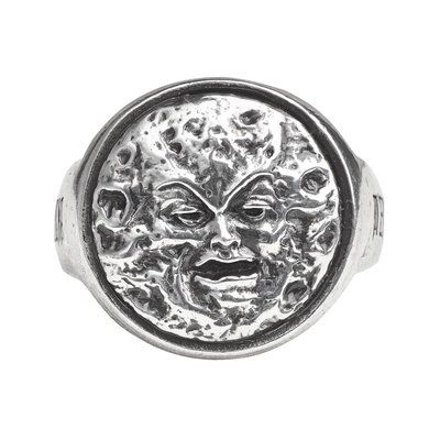 Alchemy England 1977 Man In The Moon Ring