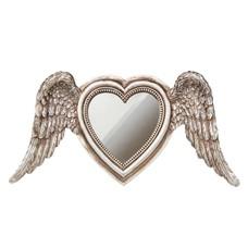 Alchemy England 1977 Winged Heart Mirror