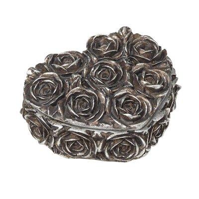 Alchemy England 1977 Rose Heart Box