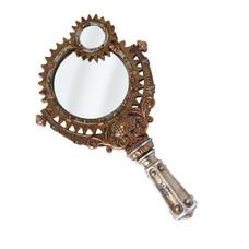 Alchemy England 1977 Lady Talbot's Retrospector Hand Mirror