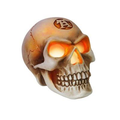 Alchemy England 1977 Skull LED Light Eyes