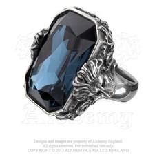 Alchemy England 1977 Britannia Gem Ring
