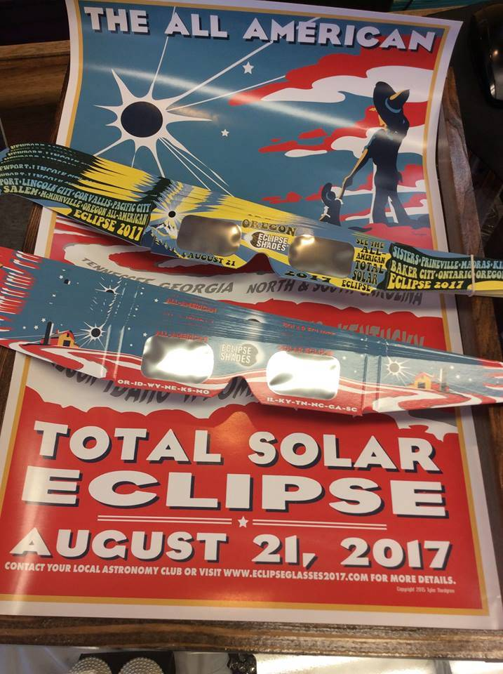 Solar Eclipse on August 21st, 2017