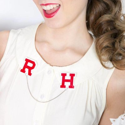Erstwilder Rydell High Cardigan Brooch