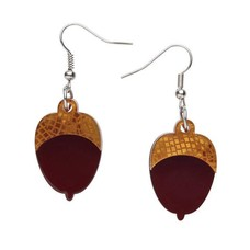 Erstwilder Fallen Acorns Earrings