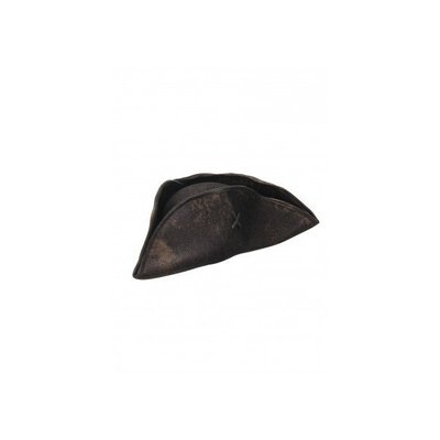 Elope Scallywag Black Pirate Hat