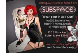 "Our ad in Bachelor Pad Magazine ""Nightcap Edition #6"""