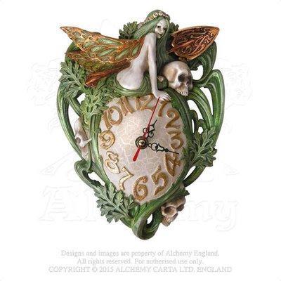 Alchemy England 1977 Artemesia Absinthium Wall Clock