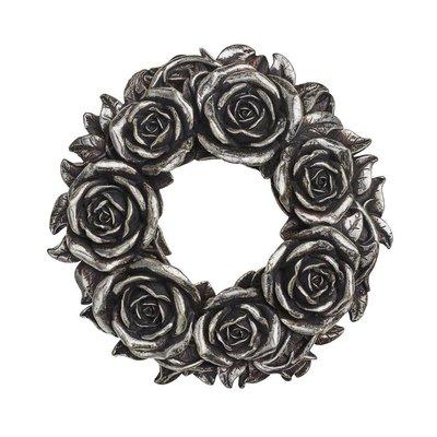 Alchemy England 1977 Black Rose Wreath