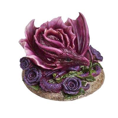 Alchemy England 1977 Rosa Vitrolius Table Ornament