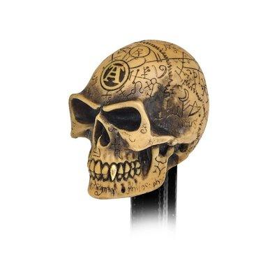 Alchemy England 1977 Omega Skull Gear Knob