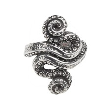 Alchemy England 1977 Kraken Ring