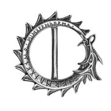 Alchemy England 1977 Jormungand Buckle